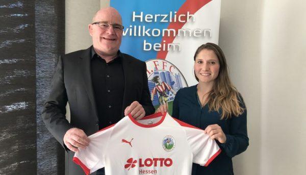 Calciomercato, l'attaccante vodese Sandrine Mauron rimpolpa la colonia elvetica in terra di Germania