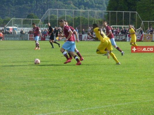 1LP: AC Bellinzona in prima posizione!