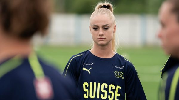 Nazionale femminile, Alisha Lehmann non sarà a disposizione per il test odierno a Ferrara contro l'Italia
