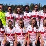 UEFA Development Tournament, due vittorie e una sconfitta per la Nazionale Svizzera femminile Under 16