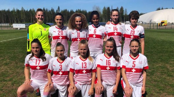 UEFA Development Tournament, due vittorie e una sconfitta per la Nazionale Svizzera femminile Under 16