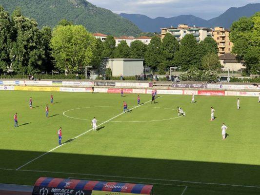 BCL: 1-2 con il Vaduz, il Chiasso sprofonda