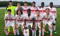 Nazionale Under 15, i giovanissimi rossocrociati partono con il piede giusto contro i padroni di casa del Belgio
