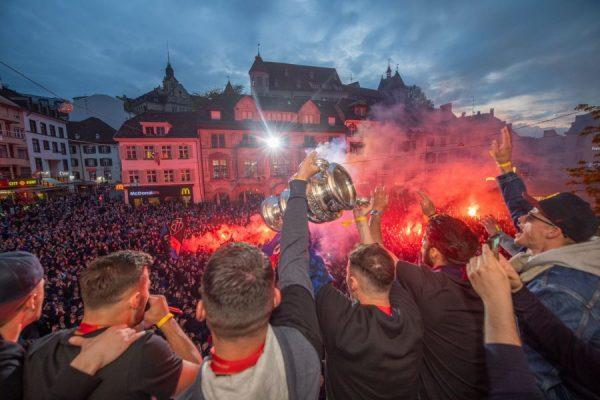 HCS, il Basilea condanna e multa Albian Ajeti per aver festeggiato il trionfo accendendo materiale pirotecnico