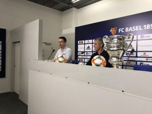 """RSL, Thun-Basilea, Koller: """"Vogliamo chiudere conquistando 6 punti su 6, come conferma di un ottimo girone di ritorno"""""""