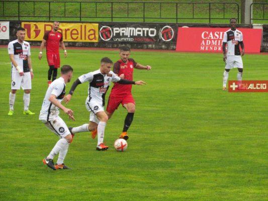1L: il Mendrisio lascia la Prima Lega con un pareggio, 2-2 con il Kosova