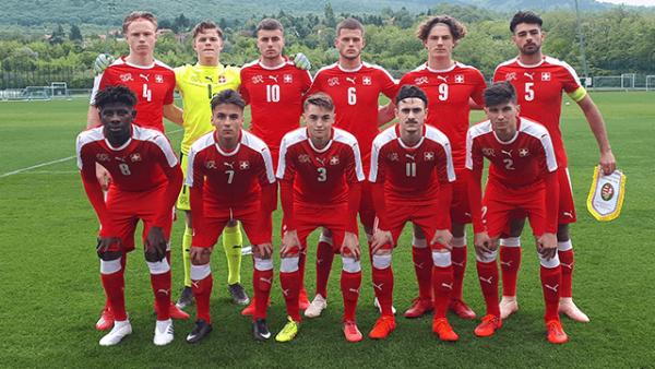Nazionale Under 18, i giovani svizzeri si riscattano e si prendono la rivincita sui pari età ungheresi