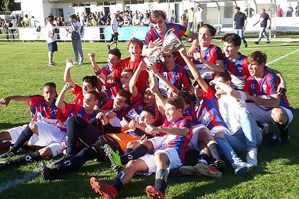 """Coppa Ticino Allievi A: Chiasso campione, mister Rota """"ragazzi eccezionali, e un grandissimo staff"""""""