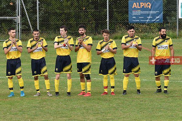 3L-1: più Breganzona che Rancate, prima vittoria in campionato per i gialloblù di Lazzaroni