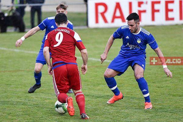 2L: ancora un attaccante per il Coldrerio, ecco Andrea Speroni dal Balerna