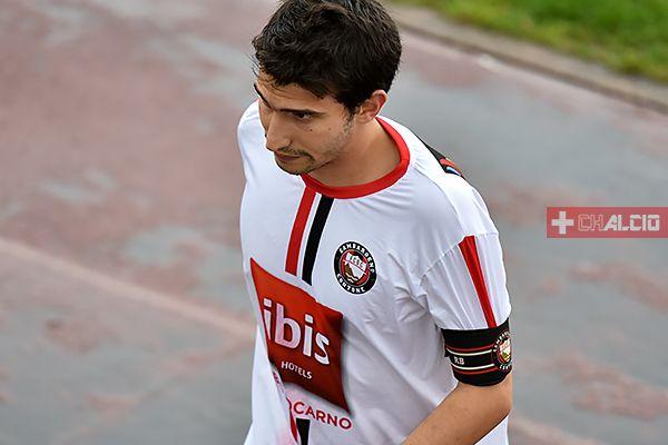 2L: Marco Rizzello, ancora negli ultimi minuti, il Gambarogno Contone è sempre leader