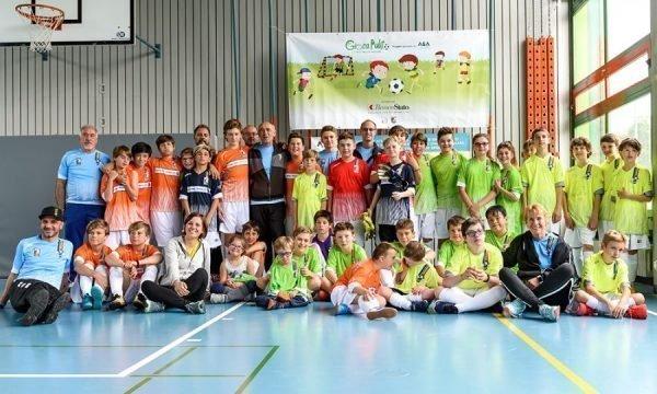 Calcio giovanile: gran finale e tanta festa a Canobbio per il progetto Gioca Pulito – I calci dalli al pallone