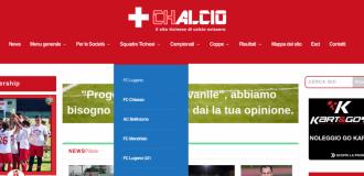 La mappa completa del sito Chalcio.com, qui trovi di tutto!