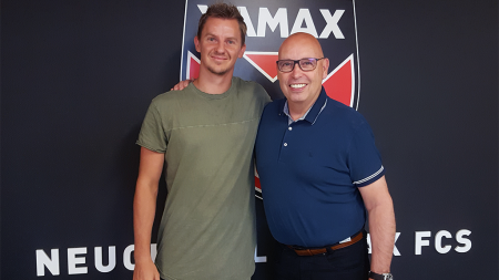 Neuchâtel Xamax, la prossima stagione toccherà ad André Luís Neitzke dirigere il centro della difesa rossonera
