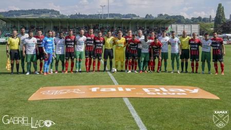 Trofeo Fair-Play SUVA 2018-2019, c'è il solo Neuchâtel Xamax nella Top 20 della passata stagione agonistica