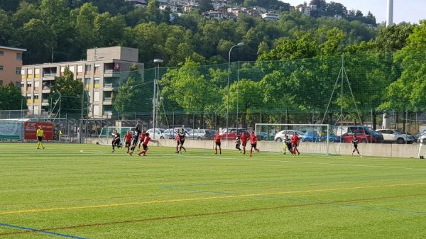 2LI, Lugano U21-Kickers Lucerna: il video del rigore dell'1-1 di Ivan Čalić che ha avviato la rimonta bianconera