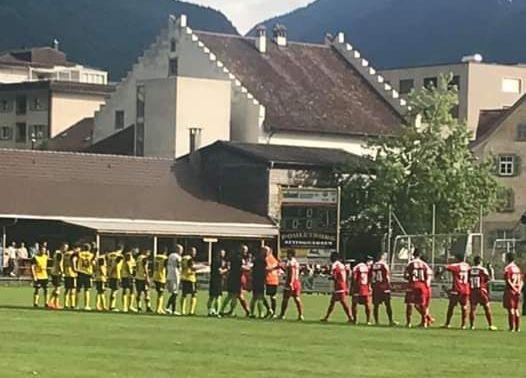 2LI, il passo più importante del Novazzano: espugnato Altdorf per 3-1 e salvezza in tasca