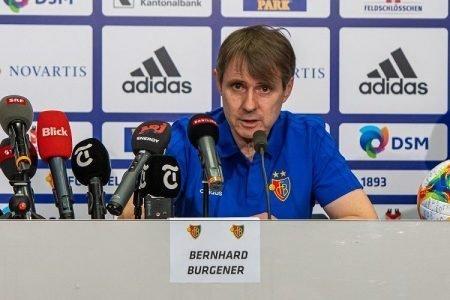 """Basilea, n° 1 Bernhard Burgener fa mea culpa: """"Abbiamo commesso degli errori e faremo in modo che non si ripetano più"""""""