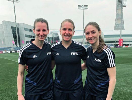 Mondiali Femminili, la FIFA ha designato le direttrici di gara: tra loro anche le svizzere Esther Staubli e Susanne Küng