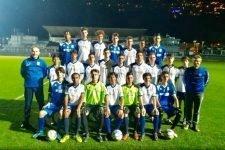 Allievi A1: Rapid Lugano penalità 0, mister Bolzani, ottima gestione delle emozioni e approccio positivo da parte dei ragazzi