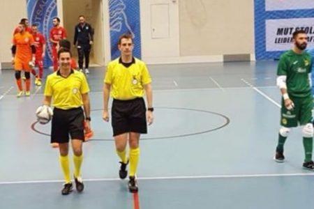Due arbitri ticinesi ad un mondiale di calcio!