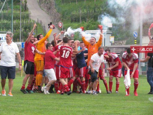 3L-1: Coldrerio campione, 2-1 al Maroggia!