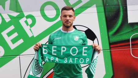Chiasso, Zoran Josipović non rientrerà in Ticino: l'attaccante si è accordato con i bulgari del Beroe