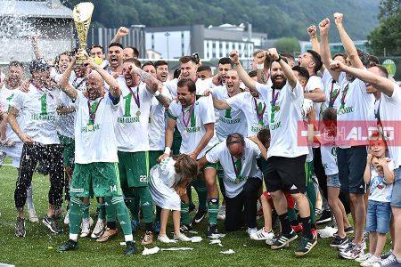 Paradiso, dai 24 gol di bomber Iaconis alla perfetta gestione del gruppo: sono numerose le firme dell'apoteosi biancoverde