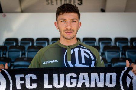 Lugano, è Linus Obexer il primo tassello della fascia sinistra bianconera