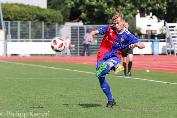 Calciomercato, il Chiasso si assicura Bastien Conus, talento difensivo proveniente dal Basilea