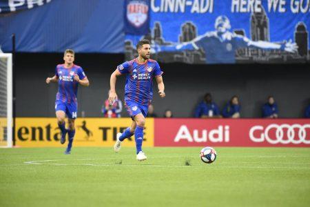 MLS, Leonardo Bertone: «A Cincinnati vivo serenamente, non sono venuto in vacanza ma per crescere ancora di più»