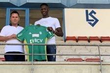 Losanna, l'estremo difensore Mory Diaw si accorda con il club vodese per i prossimi sei mesi più opzione