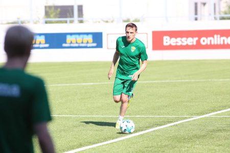 Kriens, Burim Kukeli e Asumah Abubakar sono i due nuovi volti alla ripresa degli allenamenti