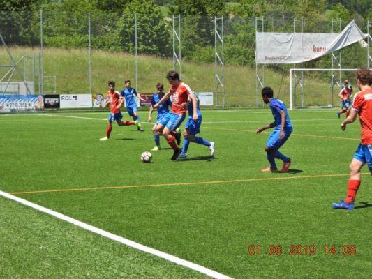 Team Ticino, goleada U16 altre cosi cosi