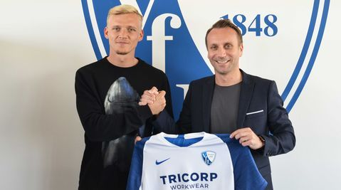 Calciomercato, il ticinese Saulo Decarli cambia squadra e Paese: da Bruges si trasferisce a Bochum