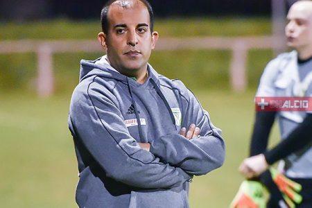 3L-1: Matteo Zappella non è più l'allenatore del Vacallo, non si conosce ancora il nome del sostituto
