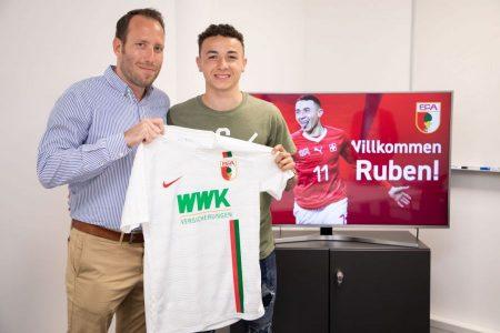 """GER-1, Ruben Vargas: """"Ho dovuto scegliere la Bundesliga per via delle dichiarazioni del DS Remo Meyer"""""""