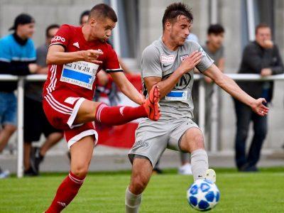 Amichevoli, con un po' di affanno nel finale l'Aarau si aggiudica il derby argoviese con il Baden
