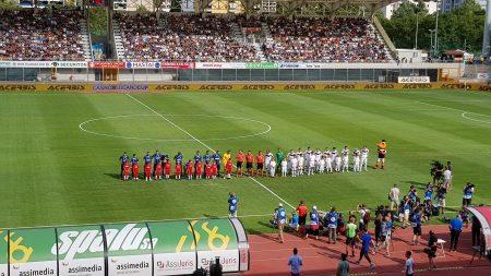 Casinò Lugano Cup, il Lugano è troppo rispettoso (ma volenteroso) e l'Inter ne approfitta: alla fine il trofeo va ai nerazzurri