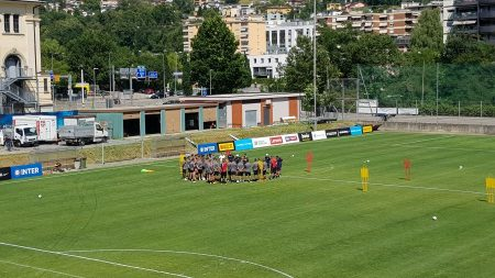RSL, Zurigo-Lugano: la probabile prima formazione bianconera di questo pomeriggio al Letzigrund