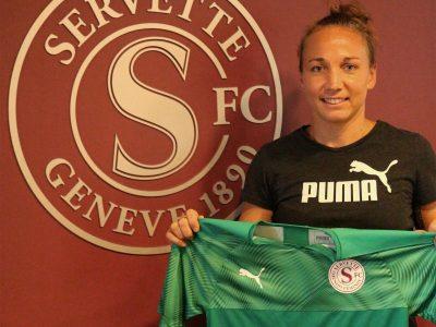 Calciomercato, dopo un lungo girovagare Gaëlle Thalmann rientra in Svizzera per giocare con il Servette