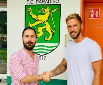 1L:colpo Paradiso, arriva Andreas Becchio!