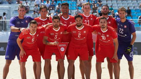 EBSL, a inizio settembre la Nazionale Svizzera disputerà la Superfinal sulla sabbia lusitana di Figueira Da Foz