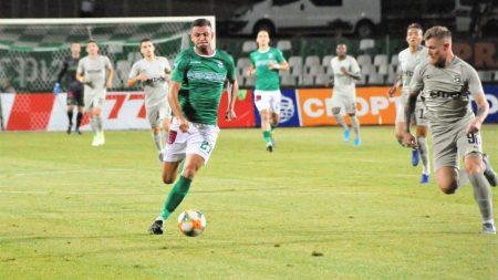 BUL-1, Zoran Josipović non si smentisce nemmeno a Stara Zagora siglando una doppietta ai campioni nazionali del Ludogorets