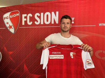 Sion, Mattias Andersson: «Abbiamo conquistato i tre punti anche grazie al fantastico sostegno dei nostri tifosi»