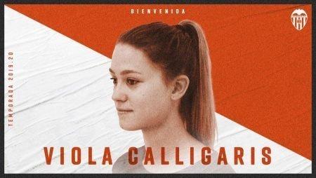 Calciomercato, la rossocrociata Viola Calligaris lascia le Campionesse dell'Atlético Madrid per sposare la causa del Valencia