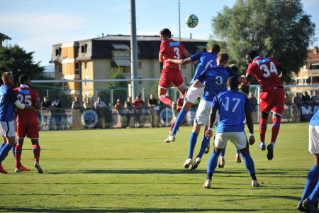 Amichevoli, due tiri dagli 11 metri nel breve volgere di cinque minuti decidono la sfida tra Sion e Grenoble