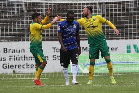 Amichevoli, nuovo team ma sempre con il vecchio vizio: Josip Drmić va a segno al debutto con il Norwich City