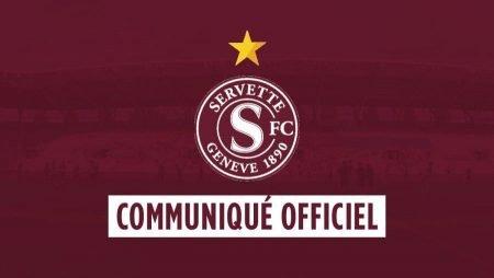 RSL, Servette-Sion, comunicato ufficiale della società granata sulla situazione venutasi a creare ai punti di ristoro