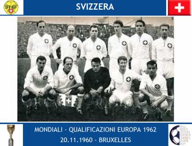 Storia della nazionale 9: i mondiali del 1962 e del 1966 con la nuova TV da Lugano Paradiso